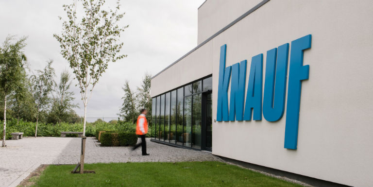 Knauf in the UK and Ireland