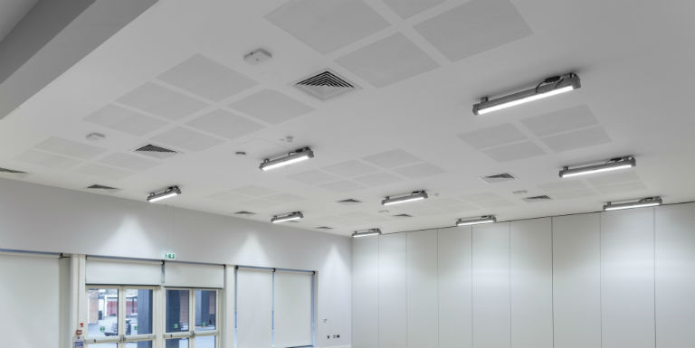 Knauf Acoustic Ceilings