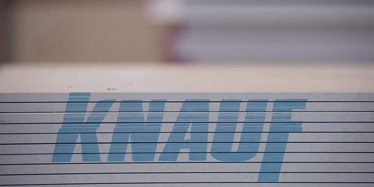 Knauf product training